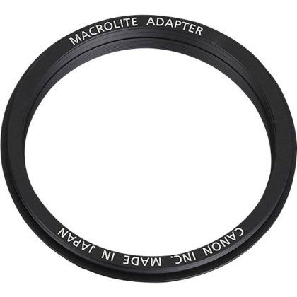 Canon Flash Macro Ring Lite Adapter 67