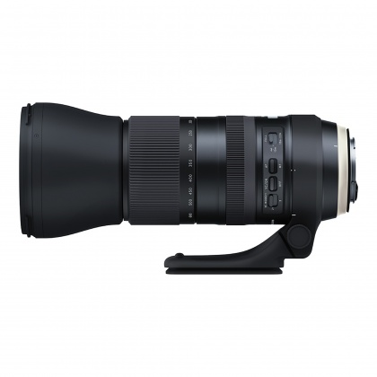 Tamron 150-600mm f5-6.3 SP Di VC USD G2 + TC-X14 for Canon EOS
