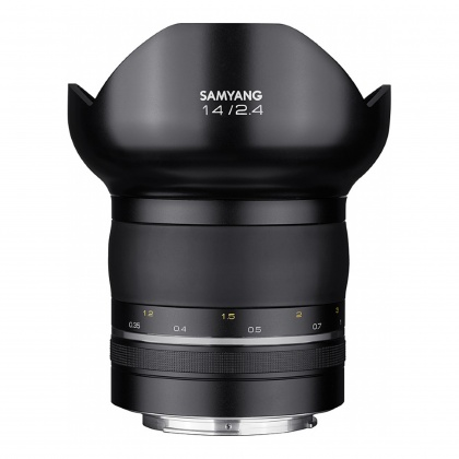 Samyang XP 14mm F2.4 for Canon EOS