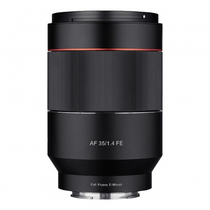 Samyang AF 35mm F1.4 for Sony FE