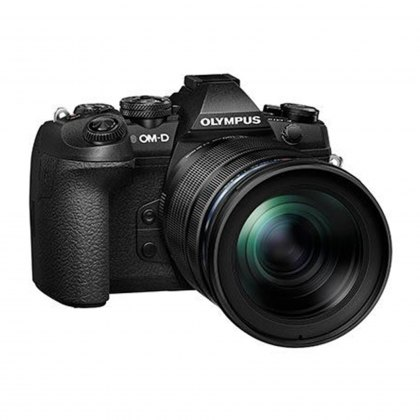 Olympus OM-D E-M1 Mark II with 12-100mm PRO Lens