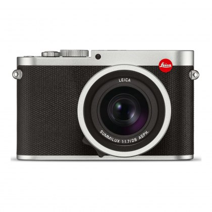 Leica Q (Typ 116) Silver anodized