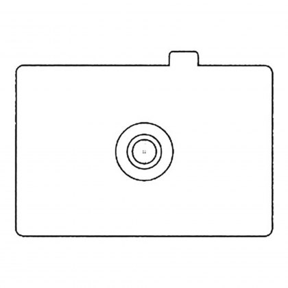 Canon Focusing Screen EC-I
