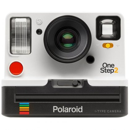 Polaroid OneStep 2 i-type Instant Camera, White