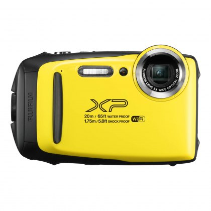 Fujifilm FinePix XP130, Yellow