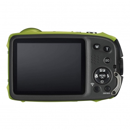 Fujifilm FinePix XP130, Lime