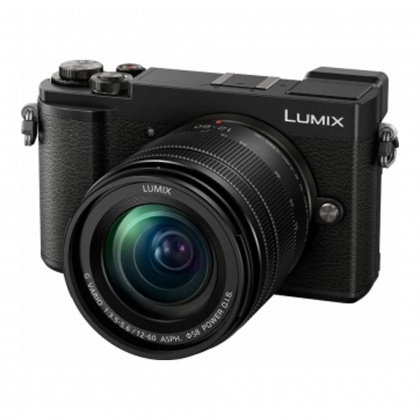 Panasonic Lumix DC-GX9 Mirrorless Camera with 12-60 F3.5-F5.6 ASPH P OIS lens