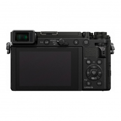 Panasonic Lumix DC-GX9 Mirrorless Camera Body, black