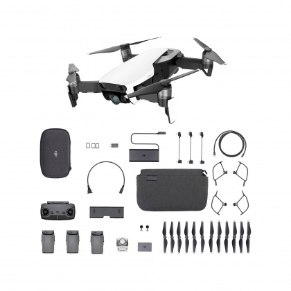 DJI Mavic Air, Fly More Combo Arctic White