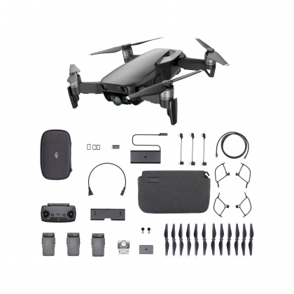 DJI Mavic Air, Fly More Combo Onyx Black