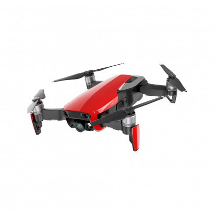 DJI Mavic Air, Fly More Combo Flame Red