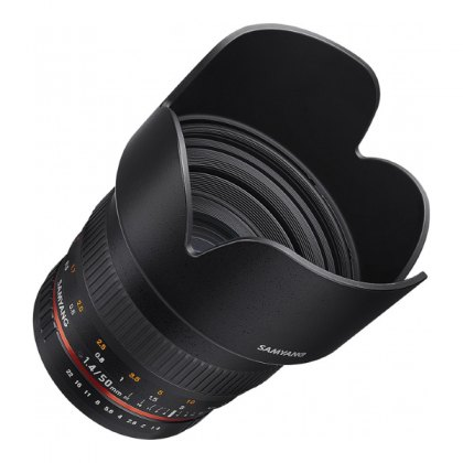 Samyang 50mm F1.4 lens for Sony FE