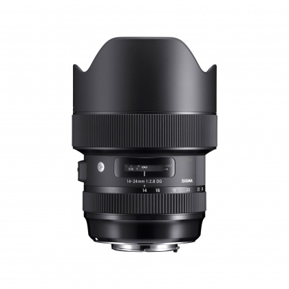 Sigma 14-24mm f2.8 DG HSM Art lens for Canon