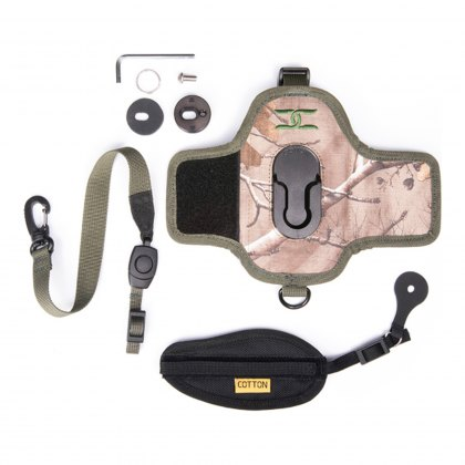Cotton Carrier G3 Strapshot, Camo