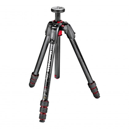 Manfrotto 190go! Carbon 4-Section M-Lock Tripod