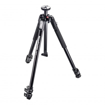 Manfrotto 190X Aluminum 3-Section Tripod