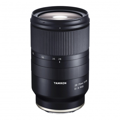 Tamron 28-75 F2.8 RXD For Sony FE