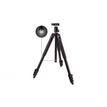 Slik Lite AL-420 Tripod with SBH-100DQA Ball head