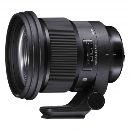 Sigma 105mm f1.4 DG HSM ART lens for Sony FE