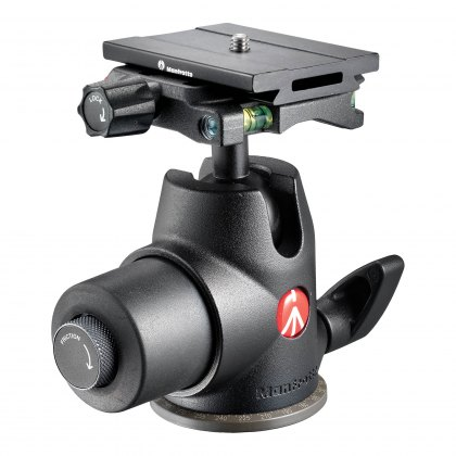 Manfrotto Hydrostatic Ball Head with Top Lock Quick Release