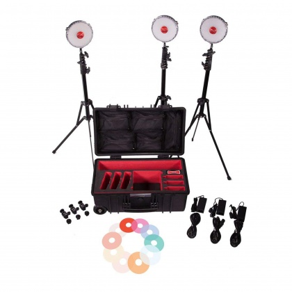 Rotolight NEO II Three Light Kit