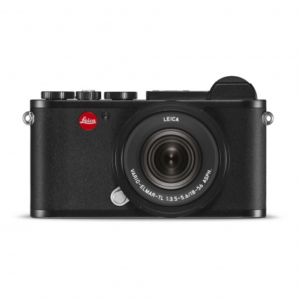 Leica CL 18-56mm Vario kit, black
