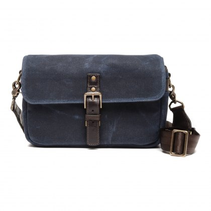 Ona Bowery Messenger Bag - Navy