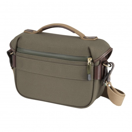 Billingham Hadley Small Pro, Sage Fibrenyte/Chocolate Trim