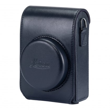 Leica Case C-Lux, leather, blue