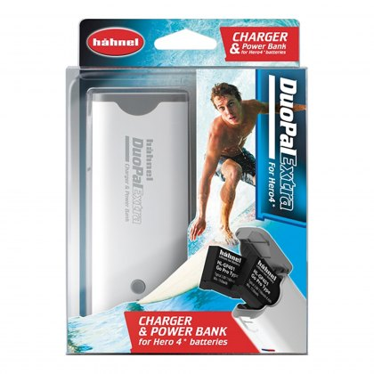 Hahnel DuoPal Extra Power Bank