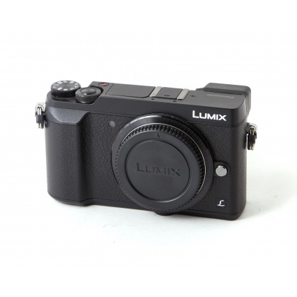 Used Panasonic DMC-GX80 body