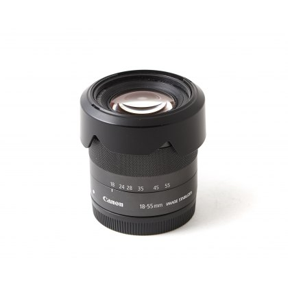 Used Canon EF-M 18-55mm f3.5-5.6