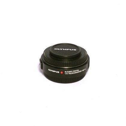 Used Olympus M. Zuiko Digital 1.4x Teleconverter MC-14