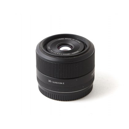 Used Sigma 30mm f2.8 Sony for Sony E mount