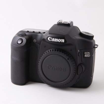 Used Canon EOS 40D body