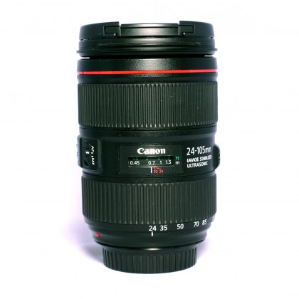 Used Canon EF 24-105mm f4 L IS USM Mk II
