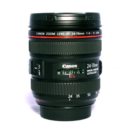 Used Canon EF 24-70mm f4 IS USM