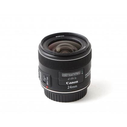 Used Canon EF 24mm f2.8 IS USM