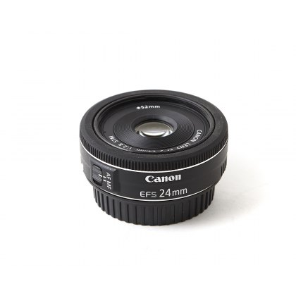 Used Canon EF 24mm f2.8 STM
