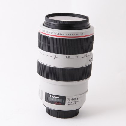 Used Canon EF 70-300mm f4-5.6 L IS