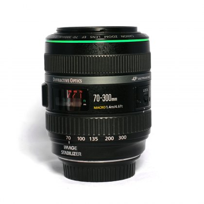 Used Canon EF 70-300mm f4.5-5.6 DO