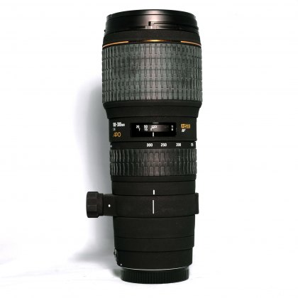 Used Sigma 100-300mm f4 for Canon EOS