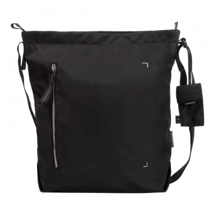 Crumpler Doozie Photo Shoulder M, Black/silver