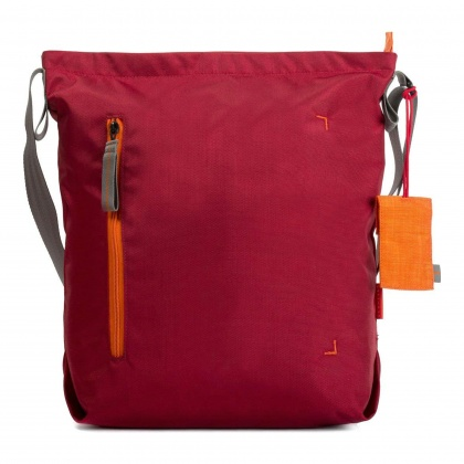 Crumpler Doozie Photo Shoulder M, Deep red/carrot