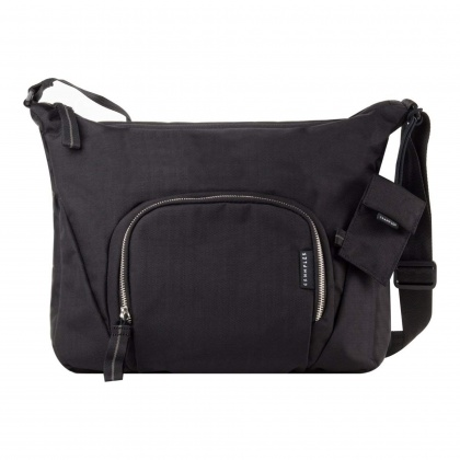 Crumpler Doozie Photo Sling, Black/silver