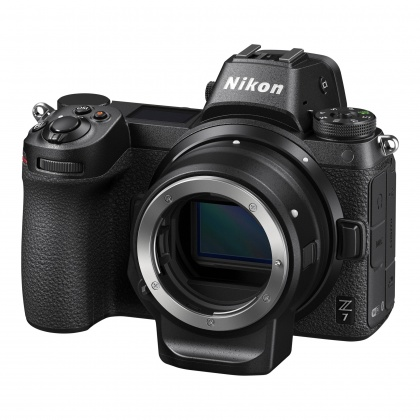 Nikon Z 7 + Mount Adaptor Kit