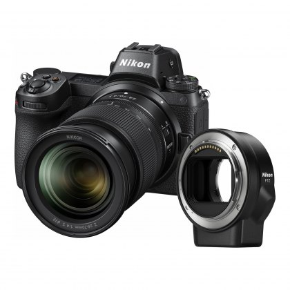 Nikon Z 7 + 24-70 + Mount Adaptor Kit