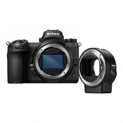 Nikon Z 6 + Mount Adapter Kit