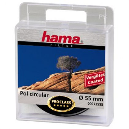 Hama 55mm Circular Polarising filter