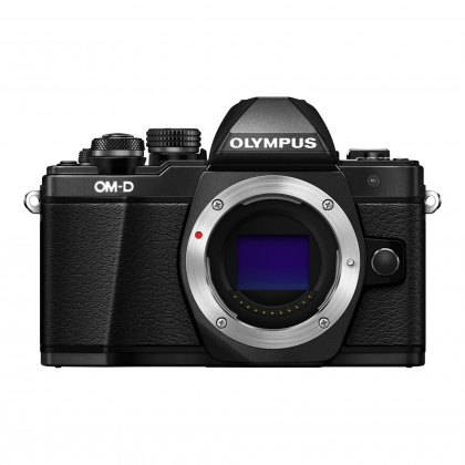 Olympus E-M10II Body, Black